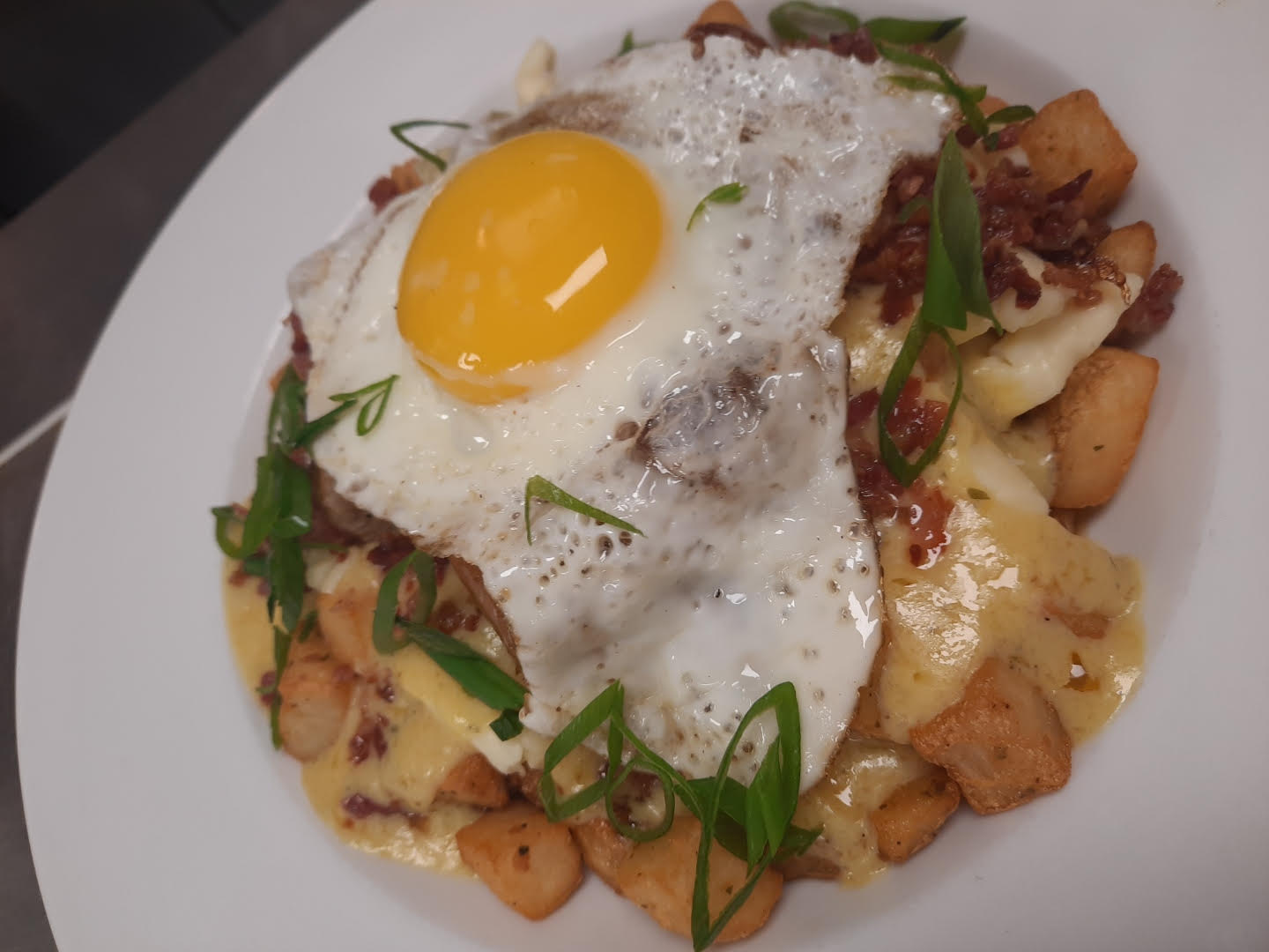 Sunrise Poutine (Sundays 10AM - 12PM)